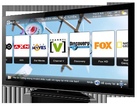 eBop – Hệ thống siêu giải trí tại gia