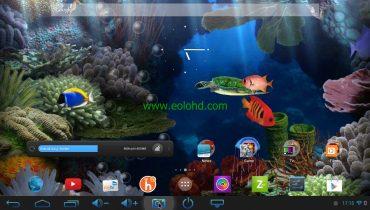 Các tính năng của thiết bị Android TV tại eolo HD