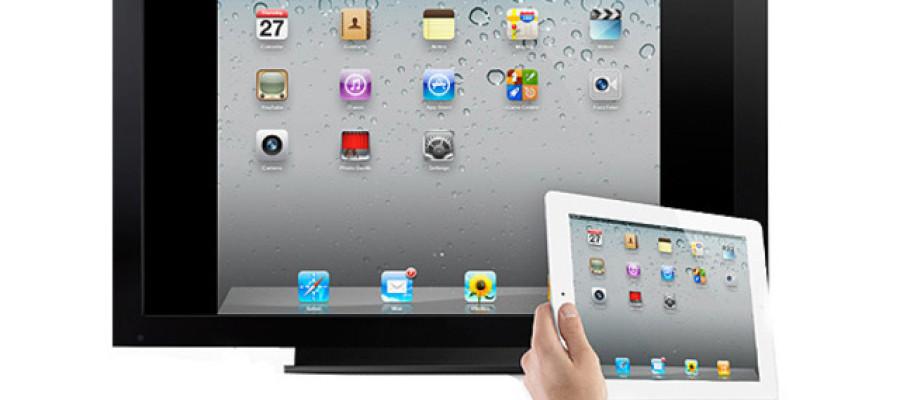 Sử dụng Airplay Mirroring từ iOS lên các thiết bị Minix