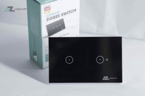 Công tắc đèn cảm ứng Zigbee thông minh Azsmart